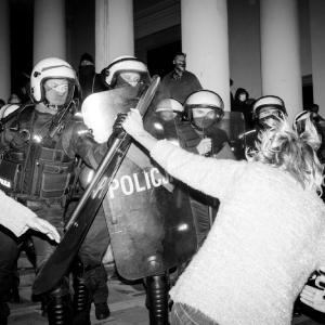 Protests in Poland: Wojciech Grzedzinski Documents Women's Strike for Republik Magazin