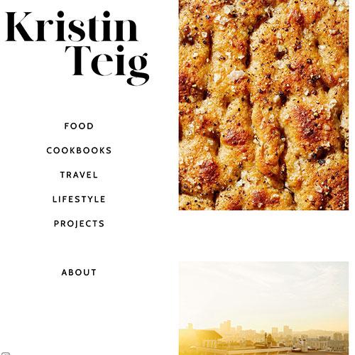 SEO Audit: Kristin Teig