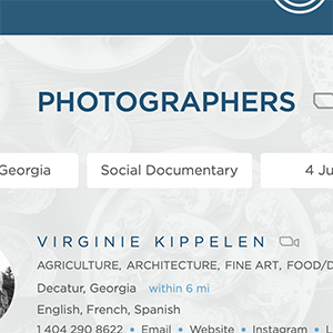 Guide: Find Photographers