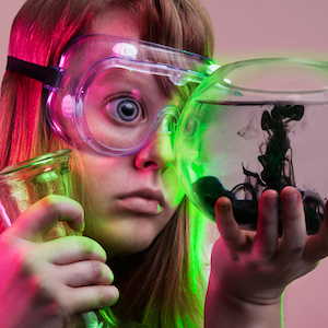 Creative in Place: Weird Science!
