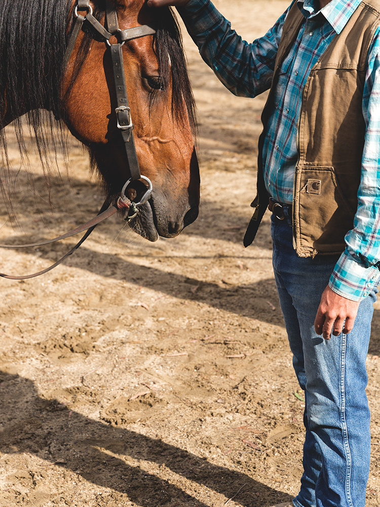 Photographer Peter Tarasiuk Creative in Place: Life on the Ranch