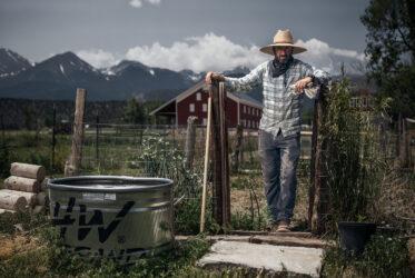 Doug Gritzmacher Denver Agriculture Photographer Portrait Making Hay 3