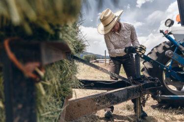 Doug Gritzmacher Denver Agriculture Photographer Portrait Making Hay 5