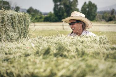 Doug Gritzmacher Denver Agriculture Photographer Portrait Making Hay 9