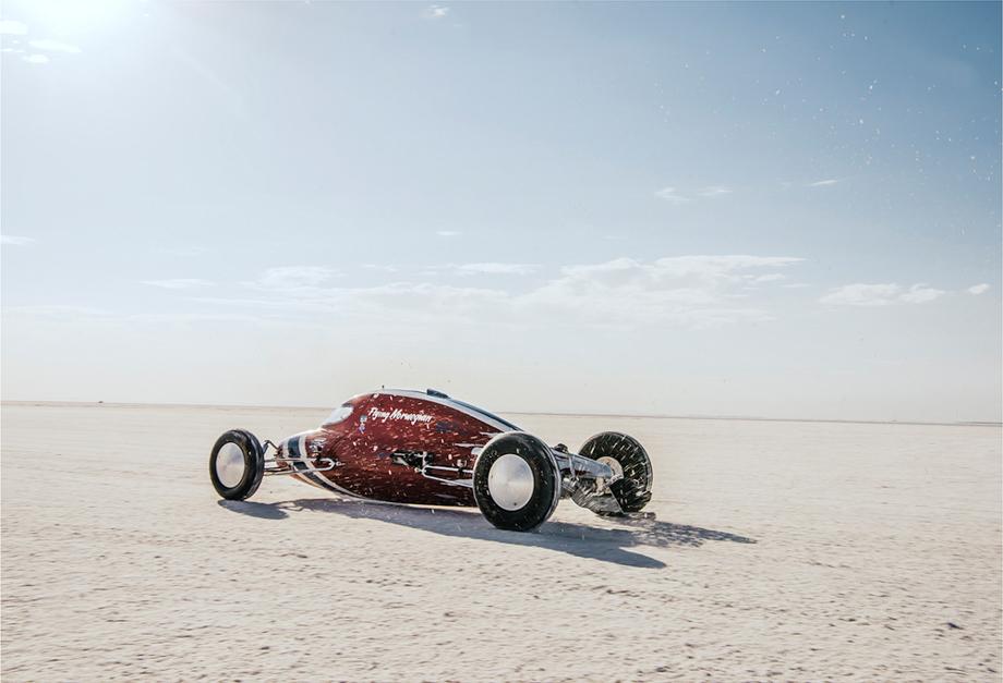 Creative in Place: Start Your Engines Photographer Saroyan Humphrey