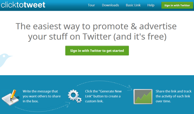 Click To Tweet Content Sharing Tool For Content Marketing