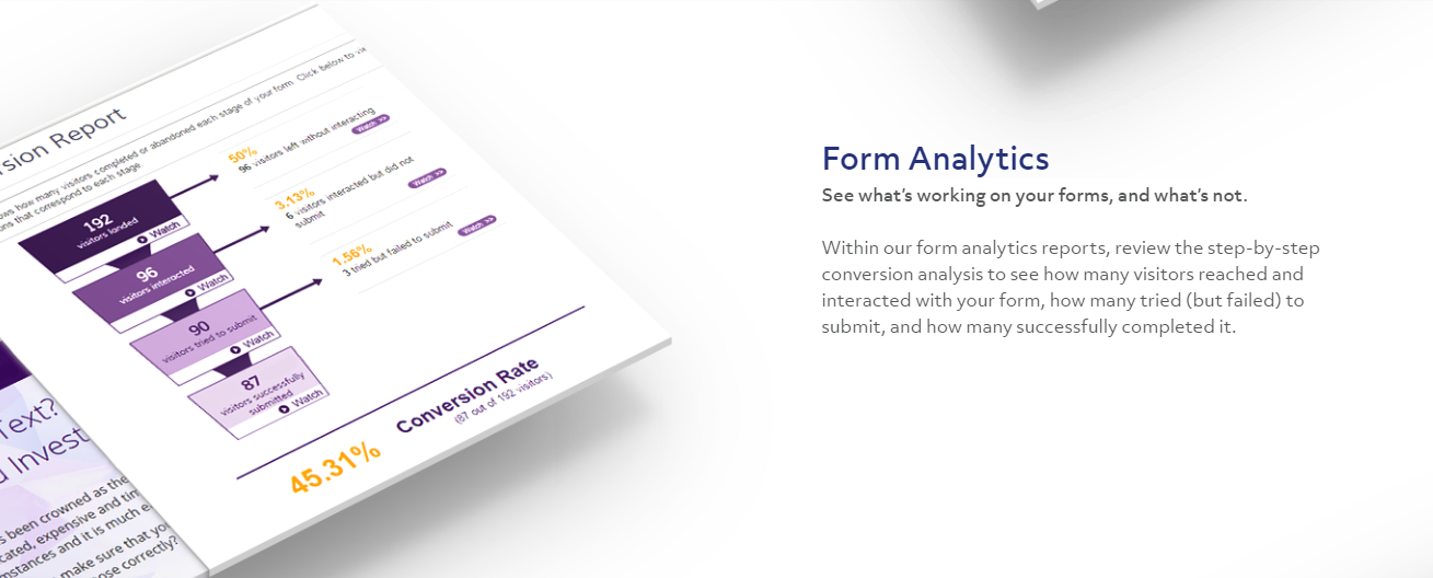 FormAnalytics from ClickTale.