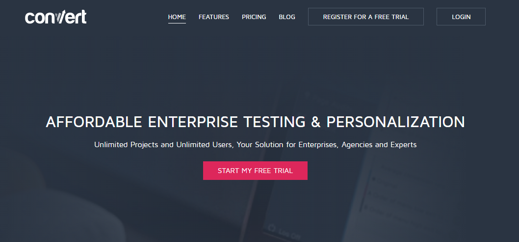 Convert Usability Testing Tool