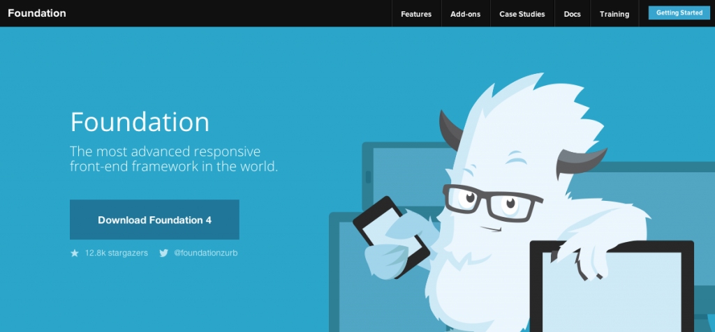 Foundation4 from Zurb for Responsive Web Design