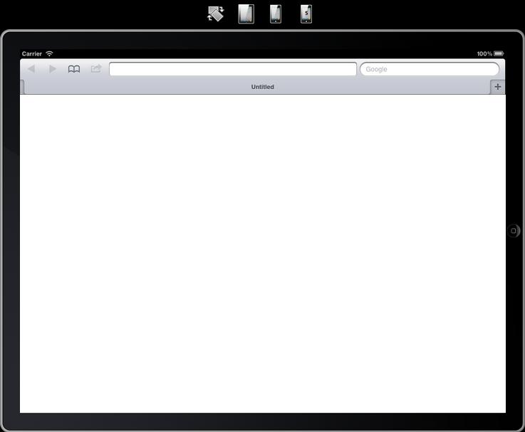 iPadPeek