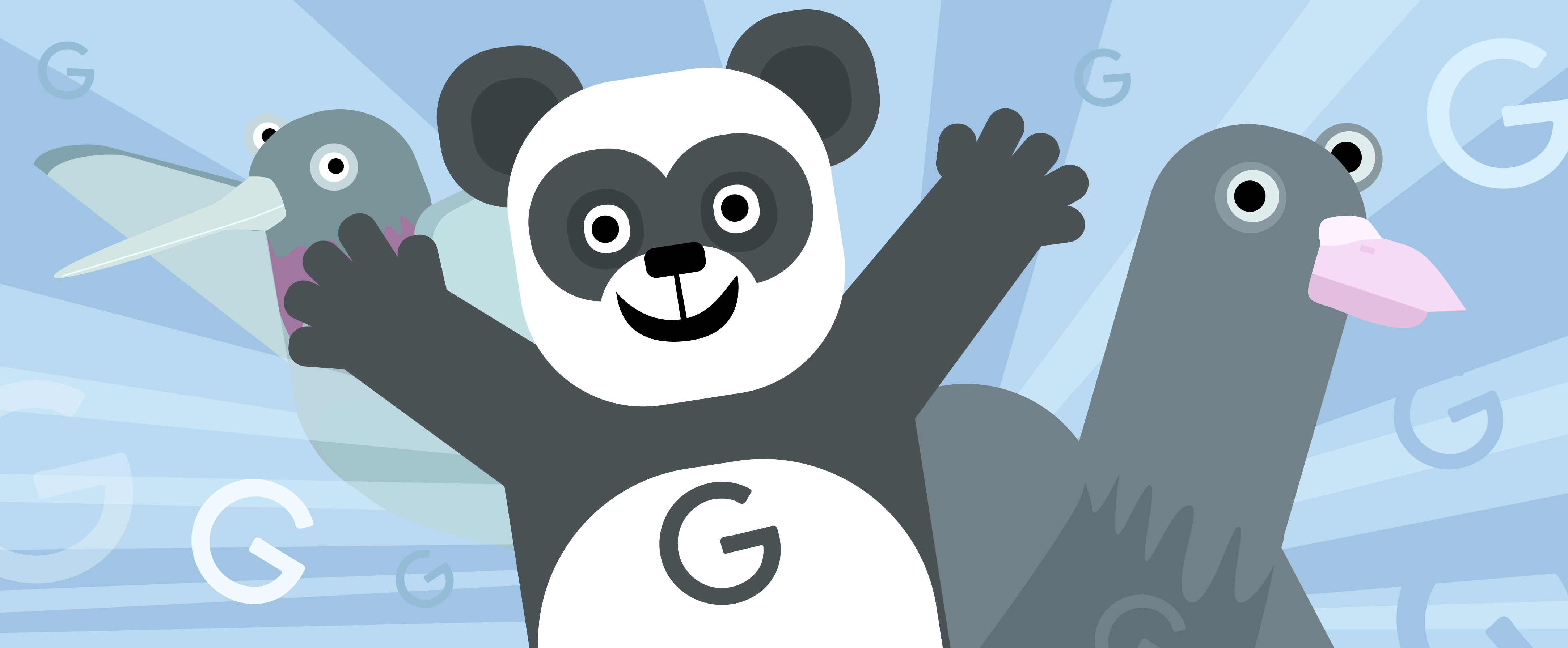 Panda? Penguin? Hummingbird? A Guide To Feared Google's Zoo