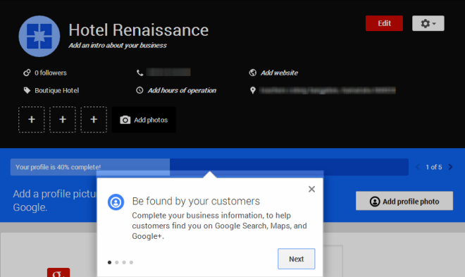 Virtual Tour Of Google Plus By Google My Business