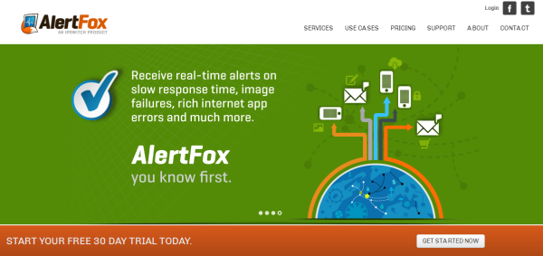 AlertFox Uptime Monitoring Service With A Free Trial
