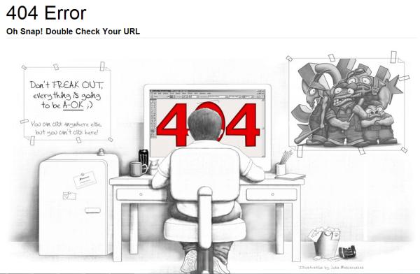 BrandCrowd 404 page