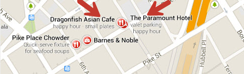 Google Maps Local Businesses zoomed in