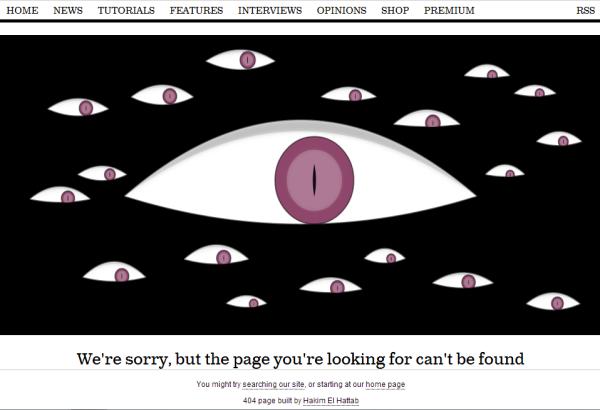 Hakim 404 page