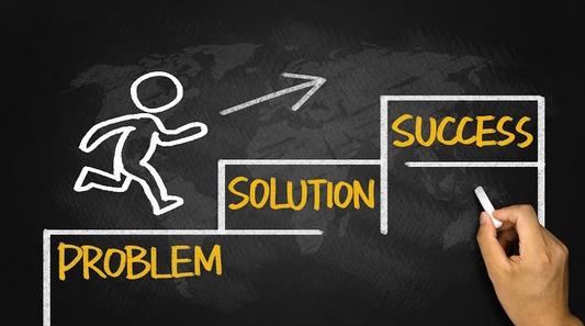 Problem, Solution, Success