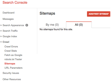 check xml sitemap uploaded