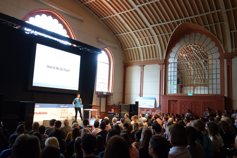 WooRank talk at BrightonSEO