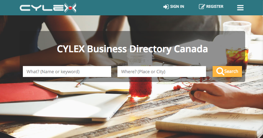 Cylex Canada Free Business Directory for Local Businesses in Canada