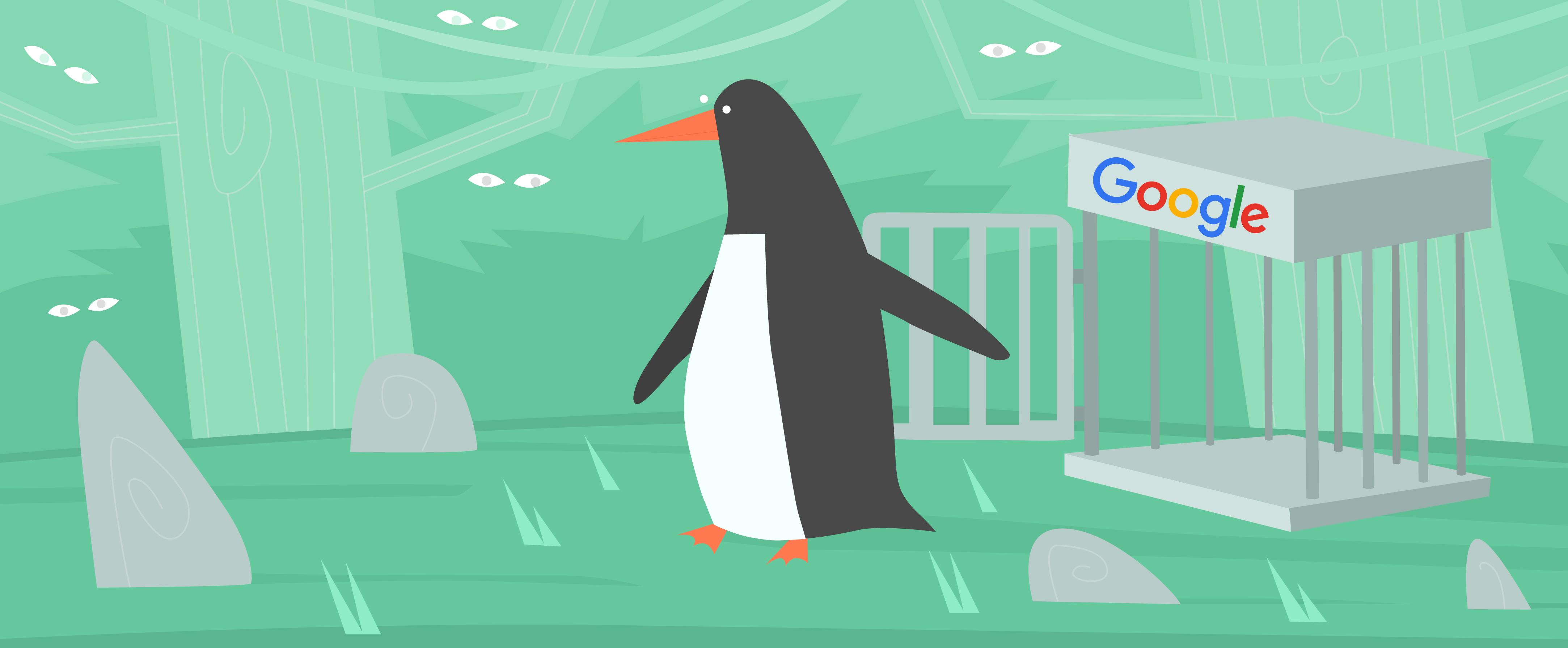 Google Penguin 4.0 Released Into The Wild