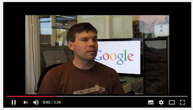 Google's Autocompleter Video Gag For April Fools' Day