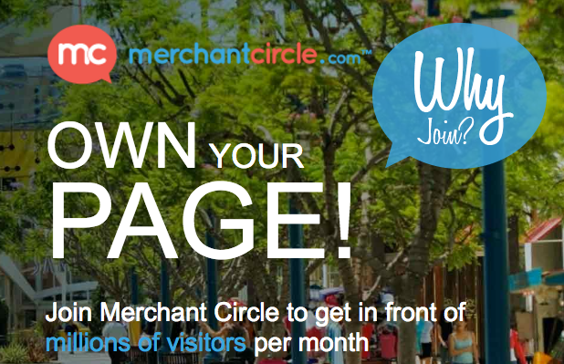 merchantcircle page