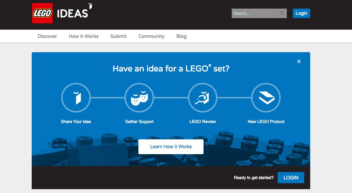 foto captura de Lego