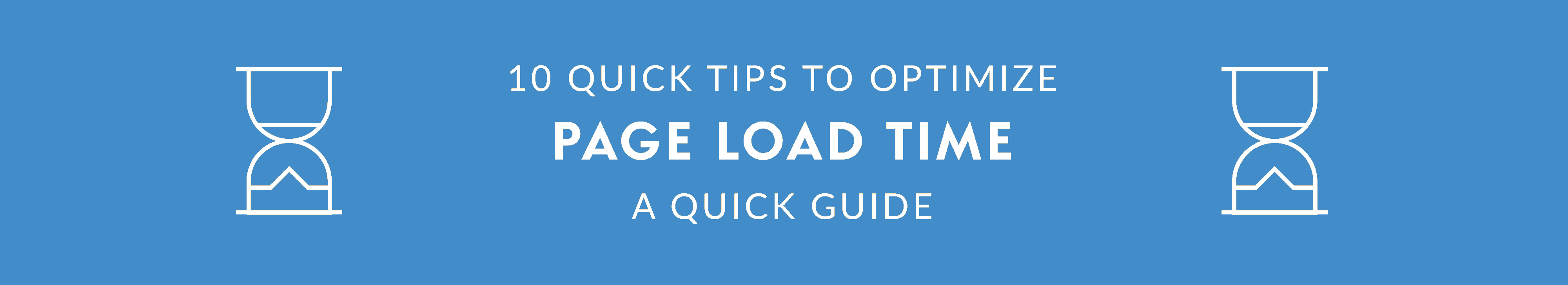 EN - SEO GUIDE - Page Load Time