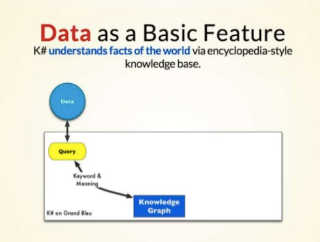 Haklae Kim Data as a Basic Feature