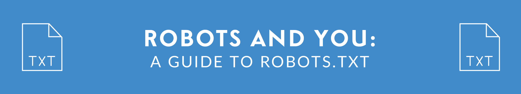 Your Robots txt Starter guide