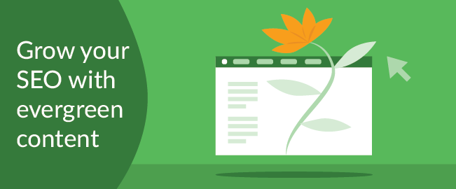 Grow Your SEO with Evergreen Content