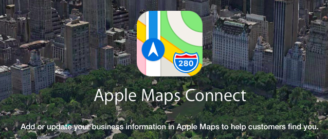 Apple Maps Spain