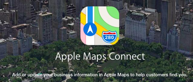 Apple Maps Spain