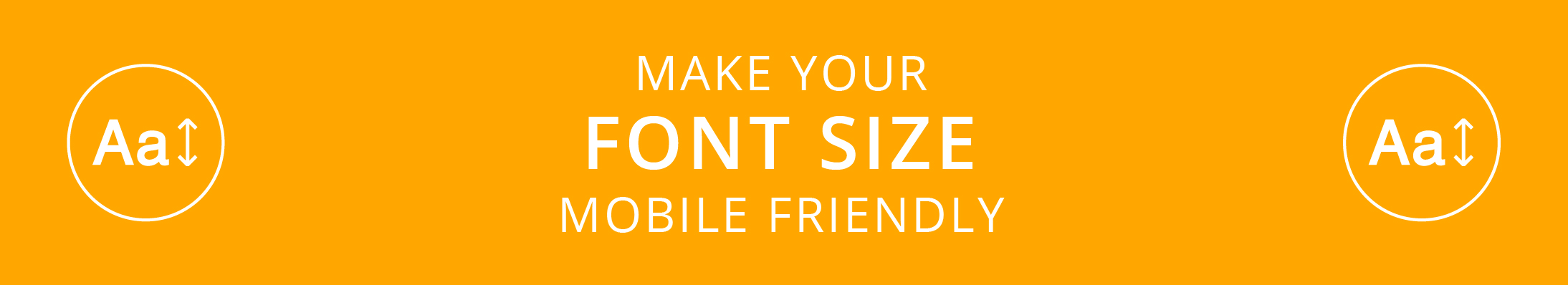 How Does Mobile Font Size Impact SEO?