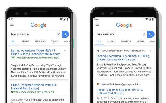 Las idas y vueltas de Google y los favicons