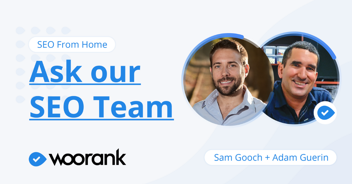 April Recap: Ask WooRank's SEO Team