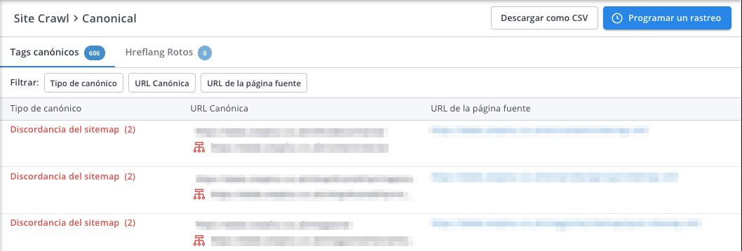 Advertencia del navegador para una página no segura