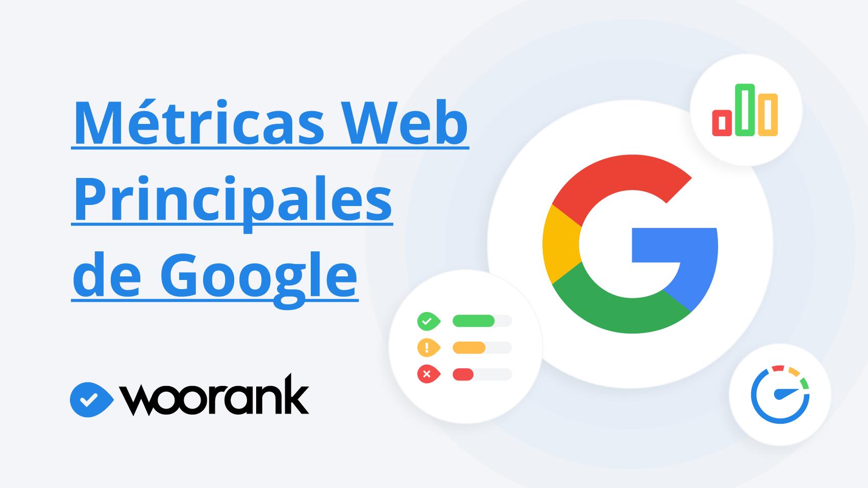 Métricas Web Principales serán una señal de posicionamiento en mayo de 2021