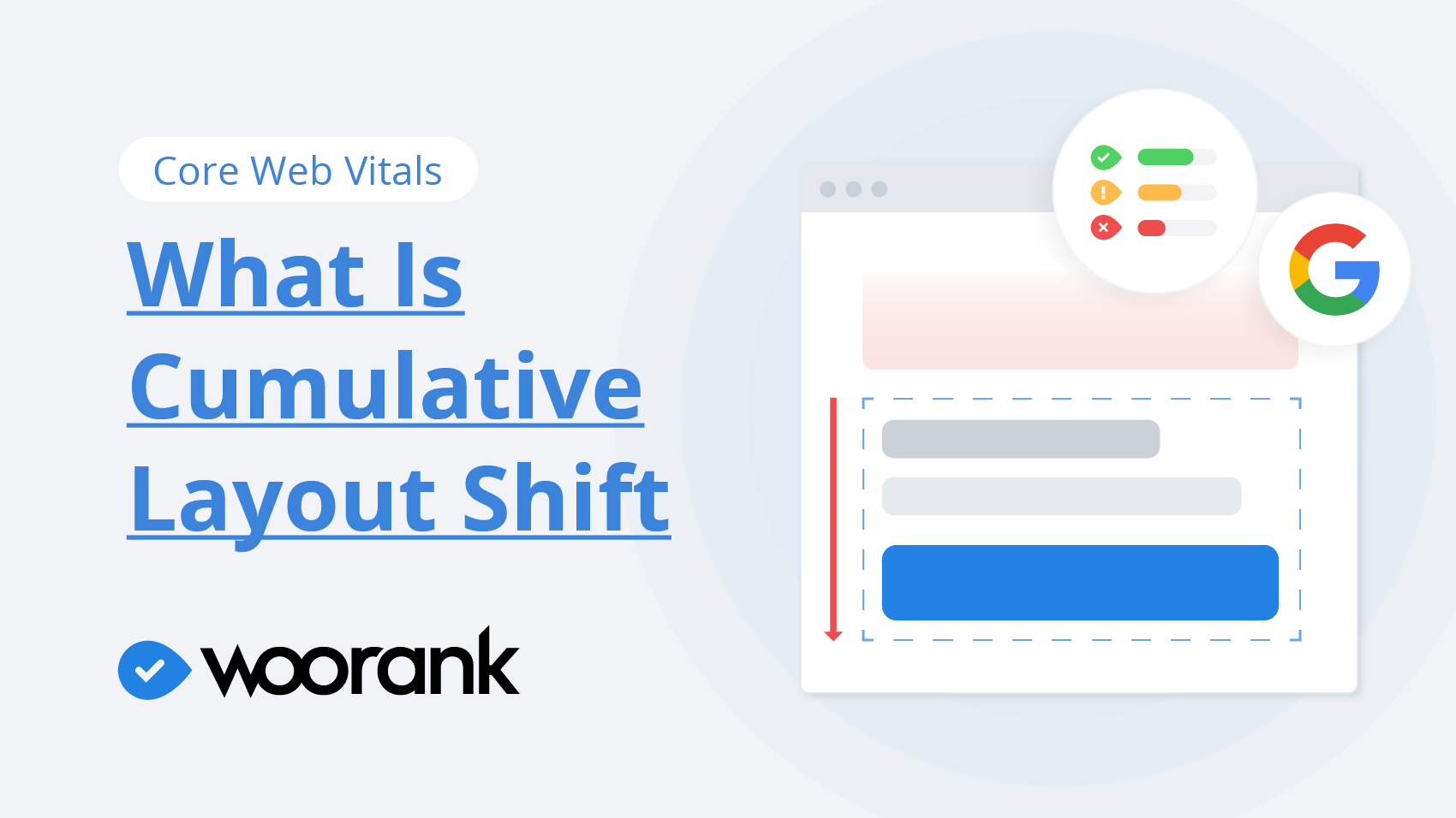 Core Web Vitals: What Is Cumulative Layout Shift?