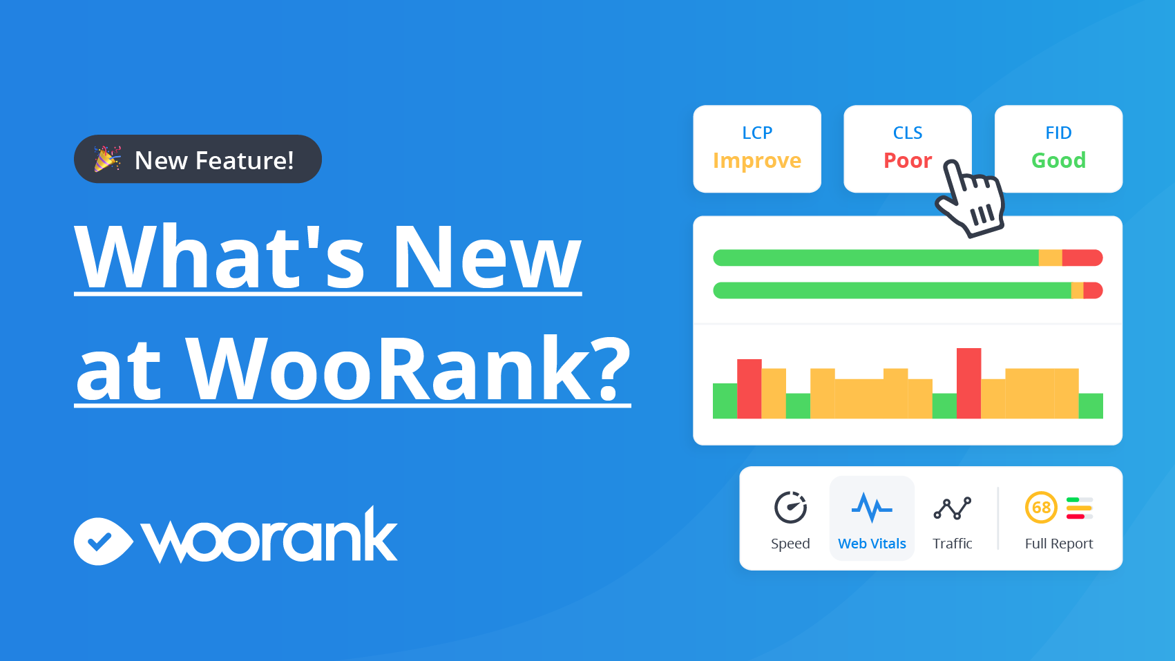 What's New at WooRank? Features, Content and More!