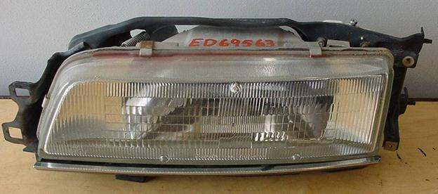 Used Headlight Assemblies