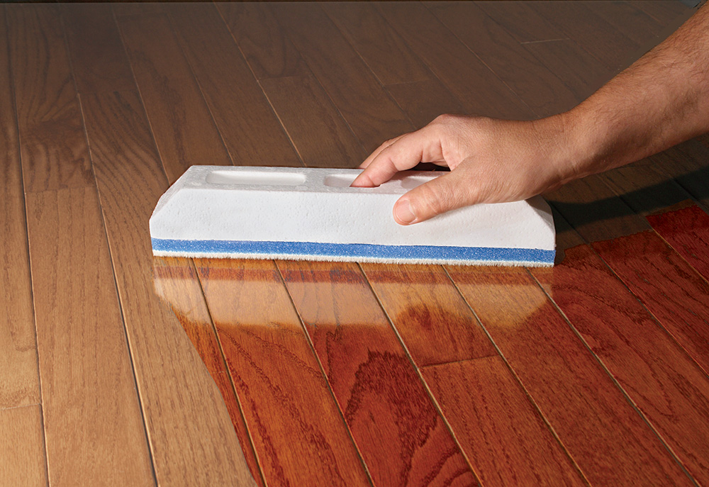 A guide to hardwood floor finishing renovation for Floor finishes