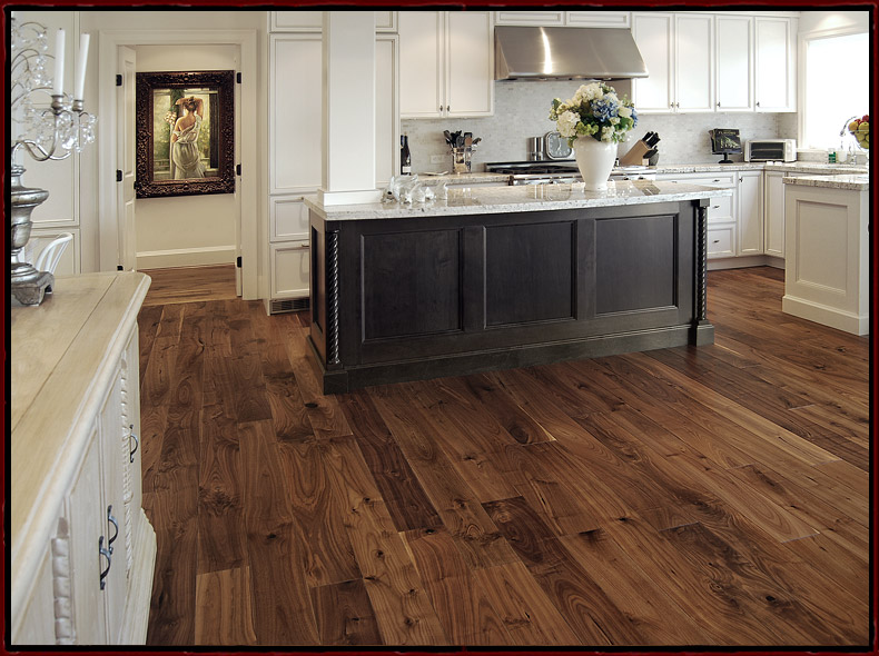 American black walnut flooring wood floors augusta for Walnut flooring