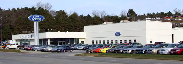 Woodhouse Ford Dealers Of Omaha Blair - Ford dealers omaha