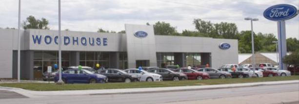 Woodhouse Ford Dealers Of Omaha - Ford dealers omaha