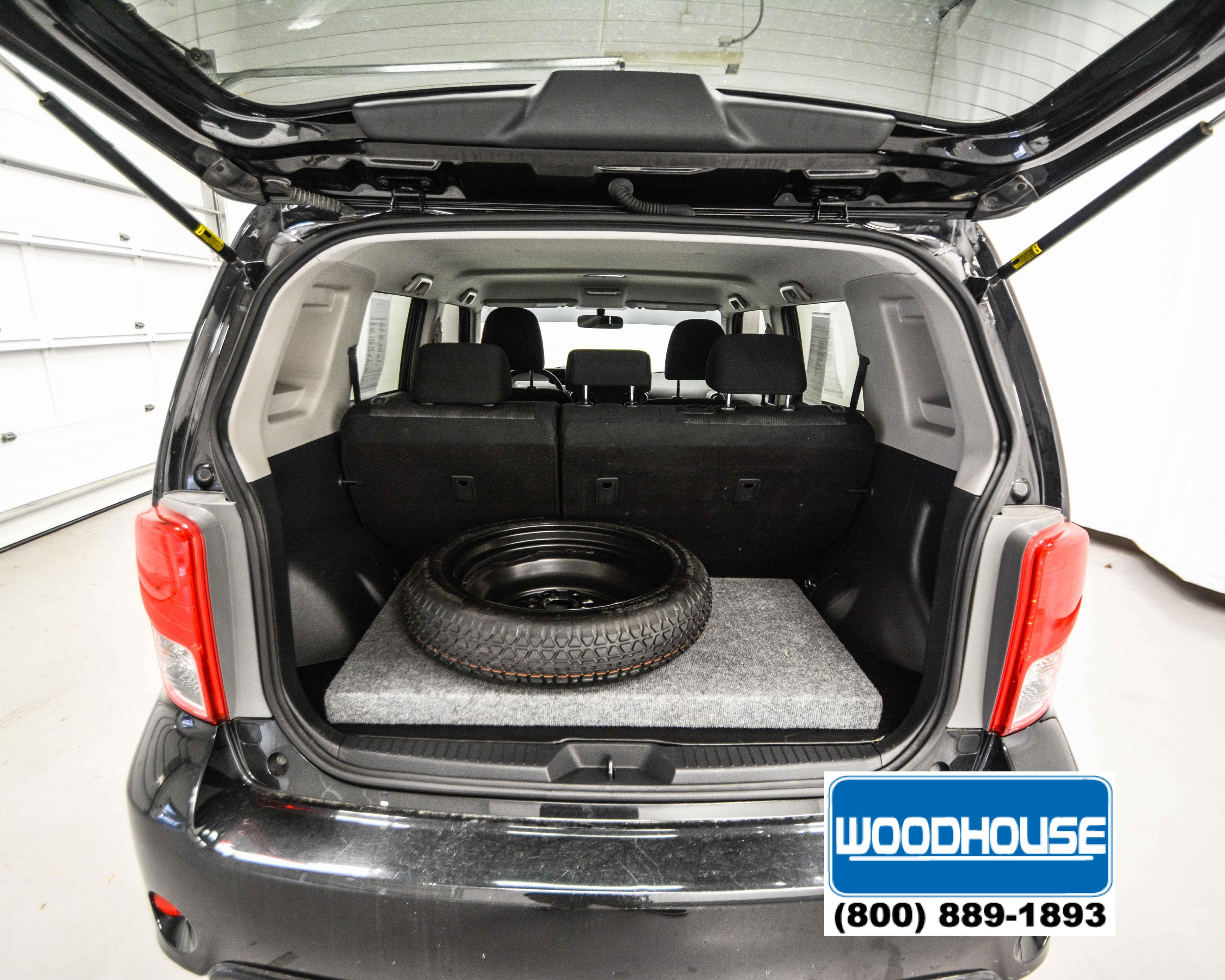 Woodhouse Hail Damage >> Scion of Omaha | Woodhouse Auto