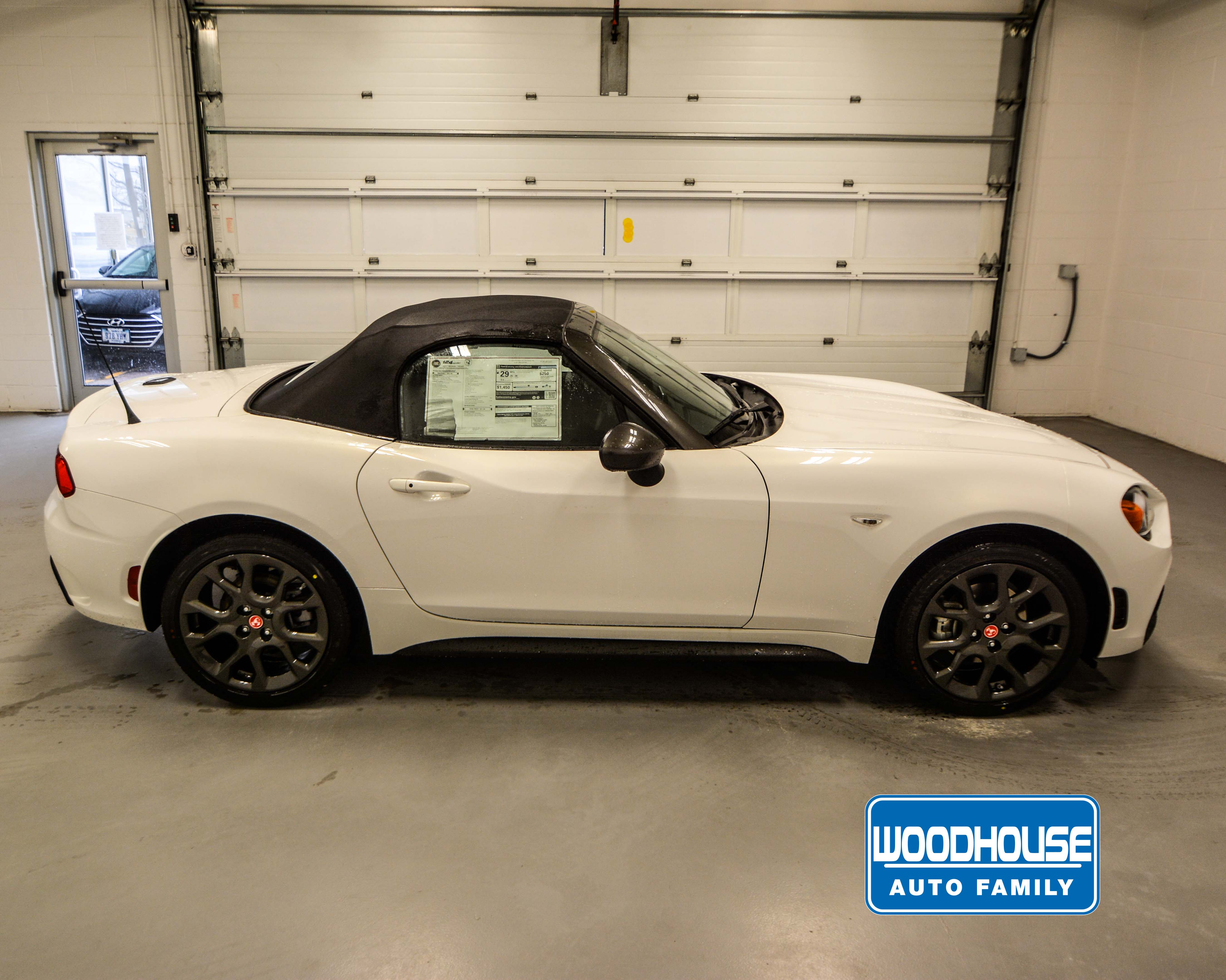 Fiat Spider For Sale Woodhouse Auto