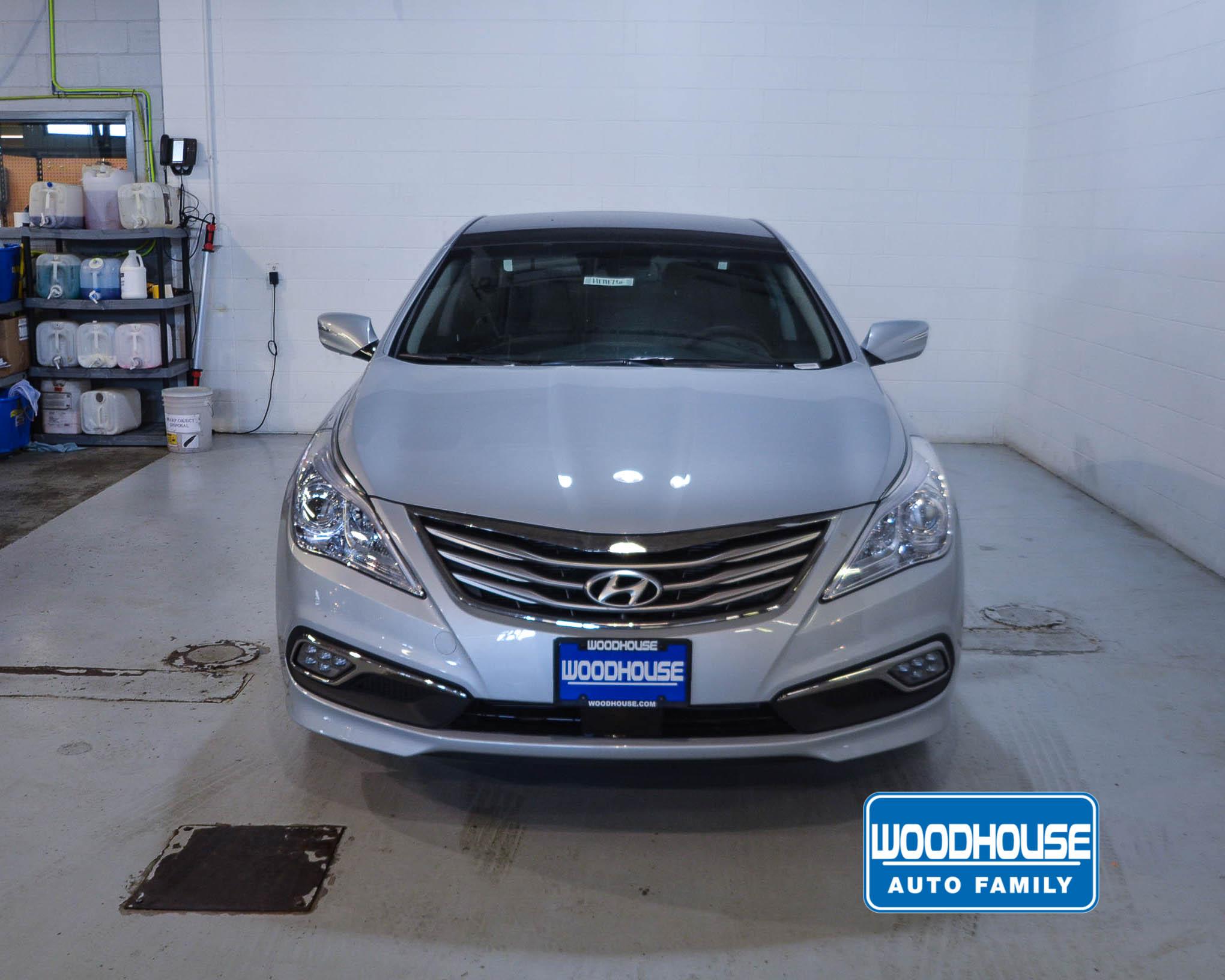 Hyundai Azera For Sale Woodhouse Auto