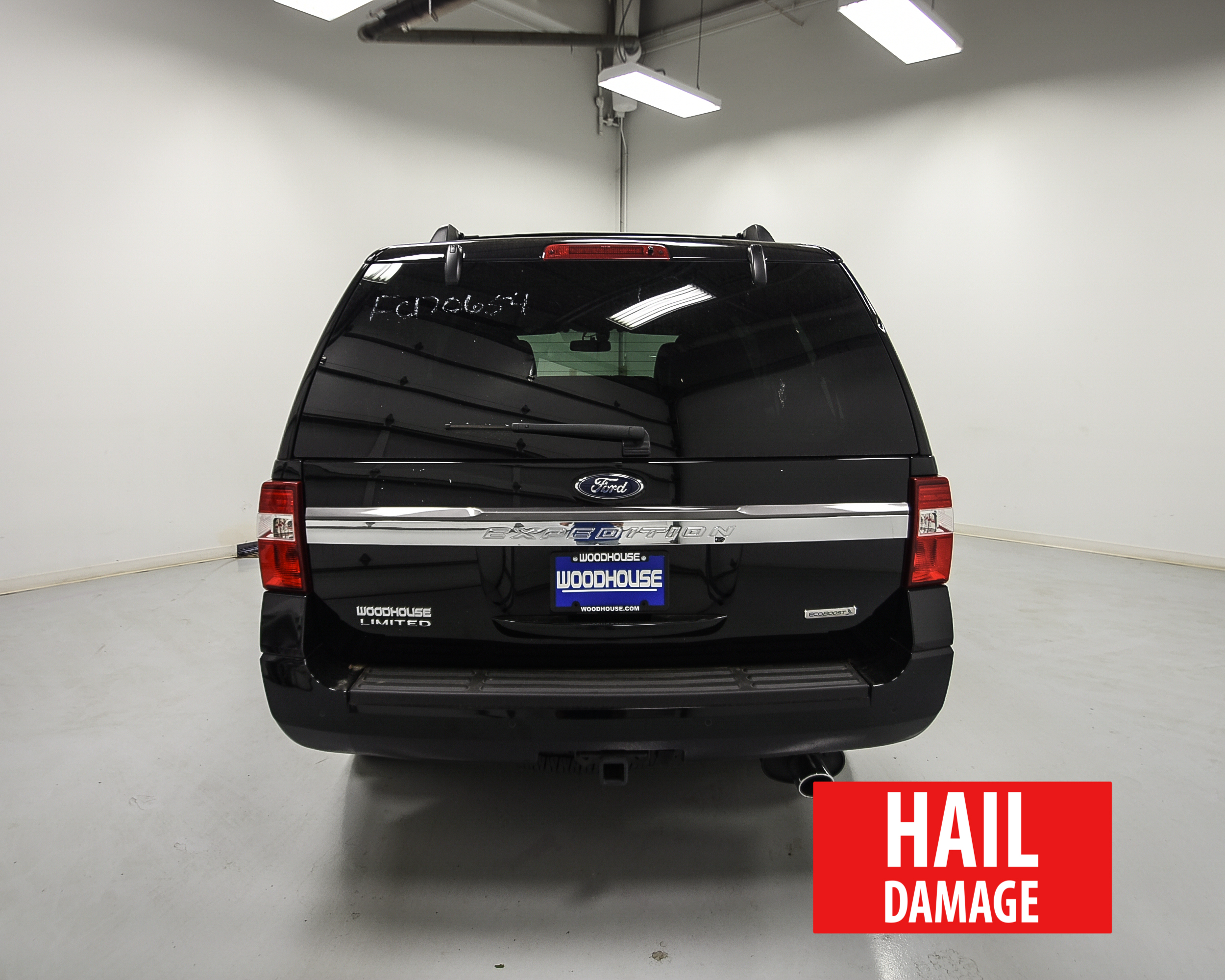 Woodhouse Hail Damage >> Black 2017 Ford Expedition Limited for Sale | Omaha, NE ...